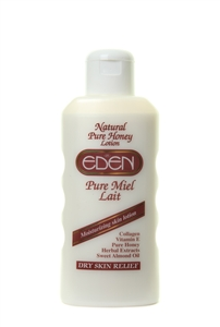 Eden Natural Pure Honey Lotion 500ml