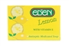 Eden Lemon Antiseptic Medicated Soap 100g 3 pack