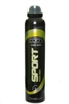 Eden Antiperspirant Deodorant Spray Sport for Men 200ml