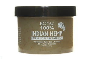 Royal 100% Indian Hemp 8 oz