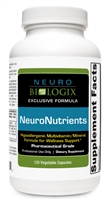 NeuroNutrients with Iron (120 Capsules)