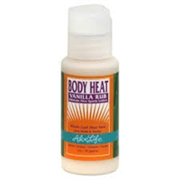 Body Heart Vanilia Rub-1 oz