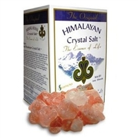 Himalayan Crystal Salt- 2 LB 2.35 oz