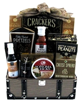 Gourmet Delight 1046 Gift Basket