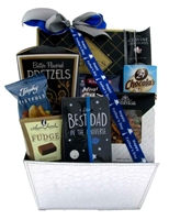 Holiday Godiva Gift Basket - Gourmet Basket