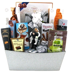 Mother's Day Gift Basket Chocolate