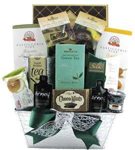 tea gift baskets 1203
