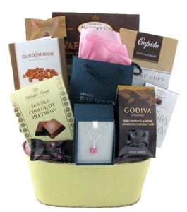 Chocolate Heart Delight