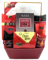 chocolate baskets
