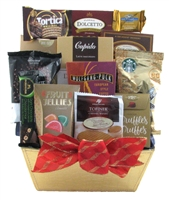 coffee chocolate gift baskets