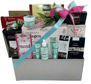 Spa Baskets calgary