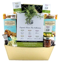 tea gift basket montreal