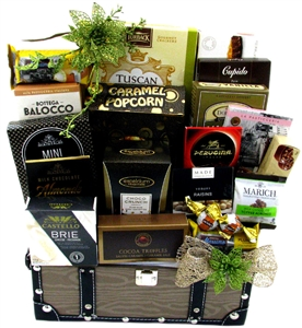 gourmet corporate basket