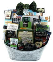 Coffee Delight 1402 Coffee Gift Basket