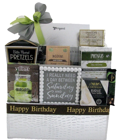 birthday gift baskets calgary
