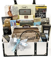 gourmet wine baskets