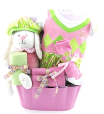 Baby Girl Golfer Set