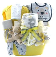 neutral baby gift baskets 2108