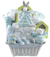 neutral baby gift baskets 2112