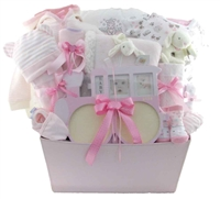 baby gift baskets keepsake