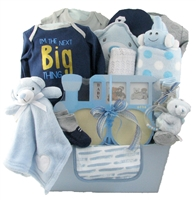Baby Boys First Keepsake Set