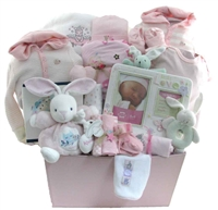 neutral baby gift baskets 2192