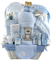 neutral baby gift baskets 2193