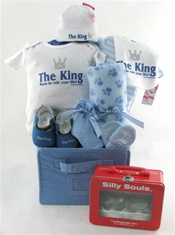 neutral baby gift baskets 2194