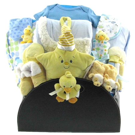 unique baby gift baskets