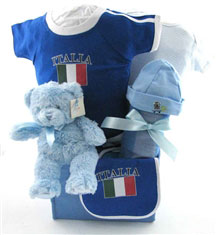 baby baskets team italy