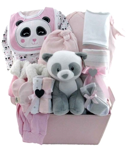 Baby Kitty Fun Baby Basket