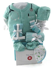 Baby MD baby basket themed baby basket deluxe