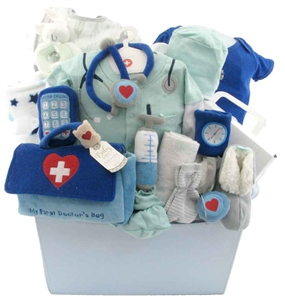 baby doctor basket