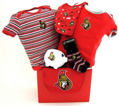 Ottawa Senators Basket