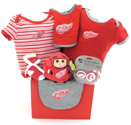 Detroit Red Wings Basket