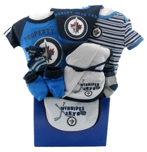 Winnipeg Jets Basket