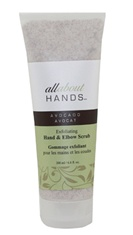 All About Hands Avocado  Exfoliating Hand & Elbow Scrub