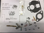 Carter UT carburetor kit Massey Ferguson
