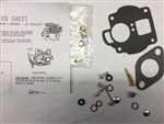 cast iron top Carter UT economy kit
