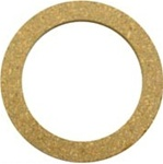 "Medium sediment bowl gasket roughly 2"" OD"