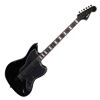 Squier Vintage Modified Baritone Jazzmaster - Transparent Black