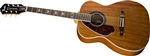 "Fender Tim Armstrong Hellcat ""Left-Handed"" Acoustic-Electric Guitar"
