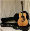 Martin OM-21 Acoustic Guitar - Natural (2012)