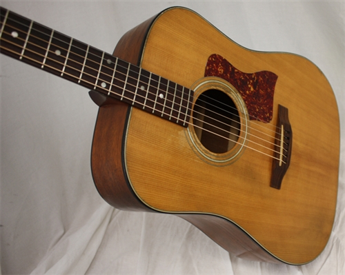 Taylor 410 Acoustic Electrified Guitar 1991