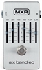 MXR M109S Six-Band Graphic EQ Pedal