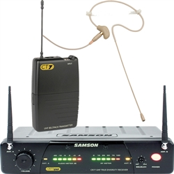 Samson Concert 77 Head Worn Wireless Microphone System