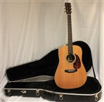 Martin HD-28V Acoustic-Electric Guitar (2003)