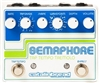 Catalinbread Semaphore Tap Tempo Tremolo Guitar Effects Pedal