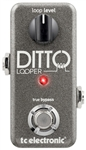 TC Electronic DITTO LOOPER FX Pedal Looper