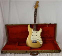Fender Elite Stratocaster (1983) - Gold